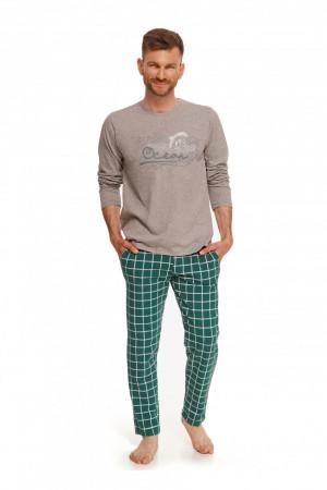 Pánské pyžamo 2631 grey
