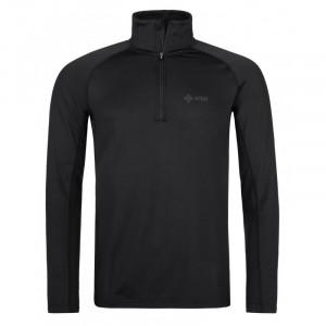Pánské funkční tričko Willie-m černá - Kilpi (nadměrná velikost) 5XL
