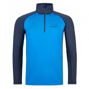 Pánské funkční tričko Willie-m modrá - Kilpi (nadměrná velikost) 5XL