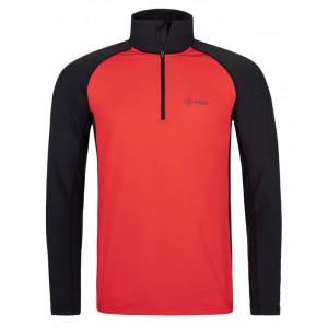 Pánské funkční tričko Willie-m červená - Kilpi (nadměrná velikost) 5XL