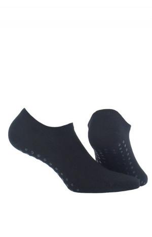 Dámské ponožky Wola W81.033 Perfect Woman Cotton ABS 36-41 cali 39-41