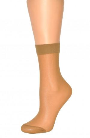 Dámské netlačící ponožky Inez Elastil / 2 pack černá uni