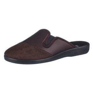 ROGALLO, Domácí obuv  6074/T72 hnědá EU
