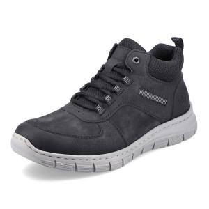 RIEKER, Kotníková obuv  B5611-00 černá EU