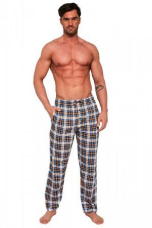 Cornette 691/30 Pánské pyžamové kalhoty M Mix