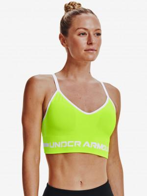 Seamless Low Long Sports Podprsenka Under Armour Žlutá