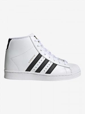 Superstar Up Tenisky adidas Originals Bílá