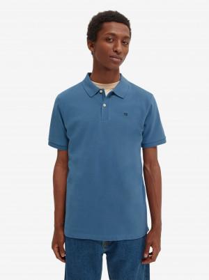Modré pánské tričko Scotch & Soda