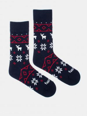 Zimník Ponožky Fusakle Modrá