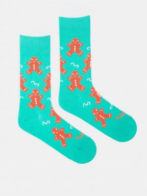 Trouba Ponožky Fusakle Modrá