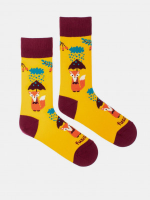 Liška Ponožky Fusakle