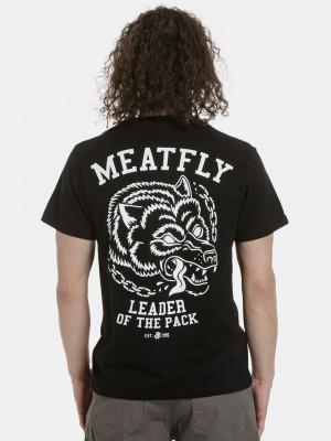 Leader Triko Meatfly Černá