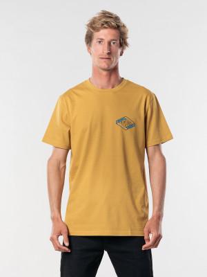 Triko Rip Curl Žlutá