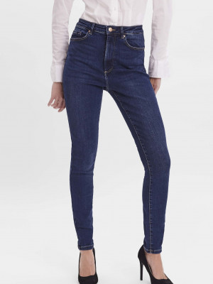 Loa Jeans Vero Moda Modrá