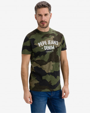 Pepe Jeans Andy Triko Zelená