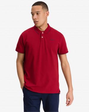 Pepe Jeans Lucas Polo triko Červená
