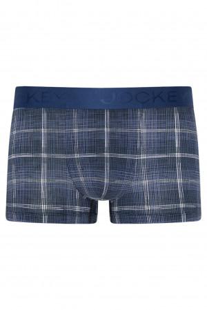 Pánské boxerky 22322912 - Jockey modrá kostka