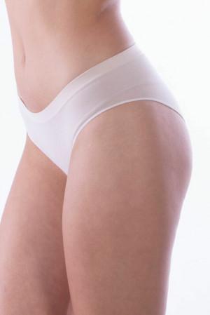 Bokové kalhotky Hipster Panties béžové Béžová