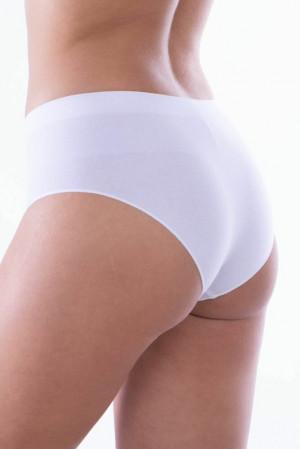 Dámské kalhotky Classic Panties bílé Bílá