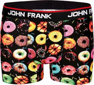Pánské boxerky John Frank vícebarevné (JFBD203)