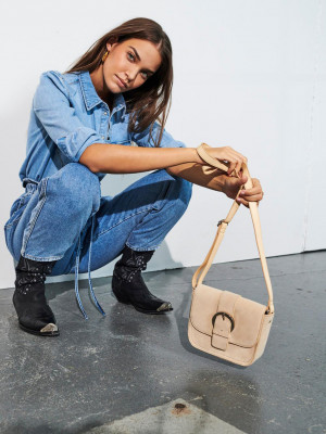 Isabella Cross body bag ONLY Bílá
