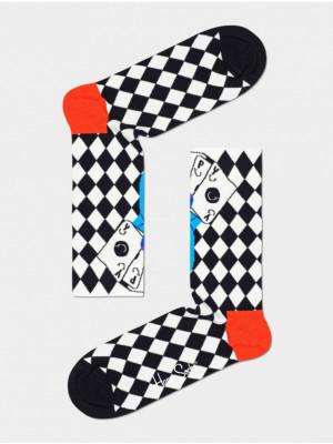 Lucky Winner Ponožky Happy Socks Černá