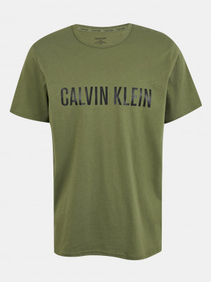 Triko Calvin Klein Zelená
