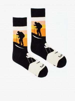 Na túře Ponožky Fusakle Černá