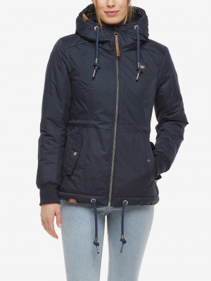Danka Zimní bunda Ragwear Modrá