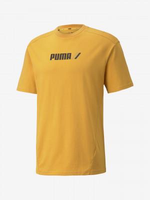 RAD CAL Triko Puma Žlutá