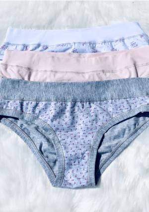 Dámské kalhotky Lovelygirl 4313D L MIX