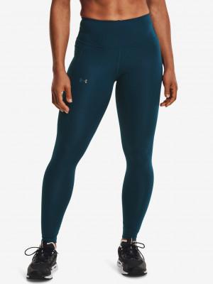 RUSH™ ColdGear® Core No-Slip Waistband Legíny Under Armour Modrá