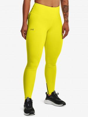 RUSH™ HeatGear® Legíny Under Armour Žlutá