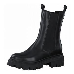 TAMARIS, Kotníčková obuv  25498-27/003 černá EU