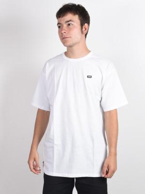 Vans OFF THE WALL CLASSIC white pánské triko s krátkým rukávem - bílá