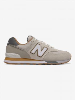 574 Tenisky New Balance Béžová