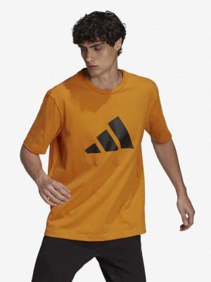 M FI 3B Tee Triko adidas Performance Oranžová