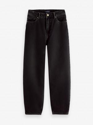 Jeans Scotch & Soda Černá