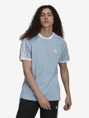 Triko adidas Originals Modrá