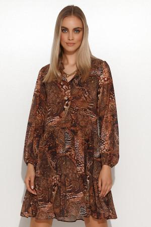 Denní šaty model 157120 Makadamia  40/42