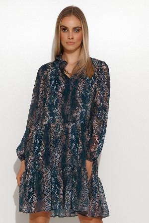 Denní šaty model 157122 Makadamia  40/42