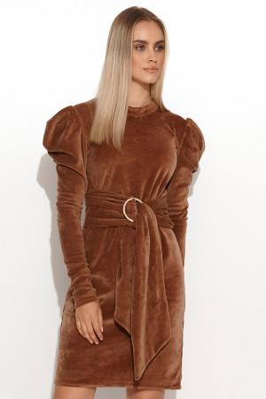 Večerní šaty model 157129 Makadamia  36/38
