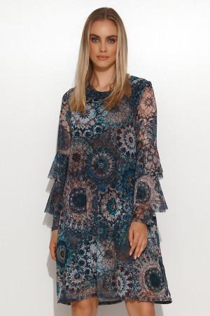 Denní šaty model 157160 Makadamia  36/38