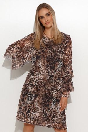Denní šaty model 157161 Makadamia  36/38
