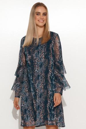 Denní šaty model 157162 Makadamia  36/38
