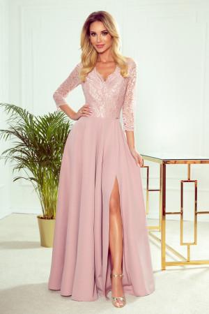 Dlouhé šaty  model 145155 Numoco