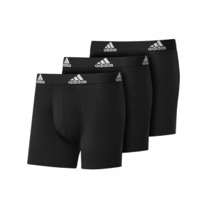 Spodní prádlo adidas Bos Slipy 3 páry M GU8889
