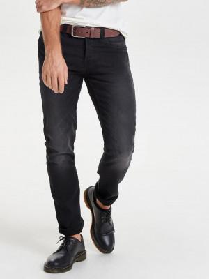 Loom Jeans ONLY & SONS Černá