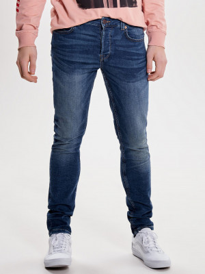 Loom Jeans ONLY & SONS Modrá