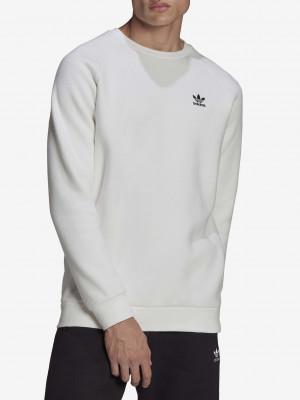 Mikina adidas Originals Bílá
